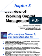 Working Capital Mgt
