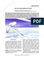 AIAA 2001-4619 a Study of Air Launch Methods for RLVs