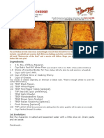 Bob Levin-Macaroni and Cheese