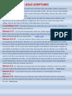 In Jesus Scriptures