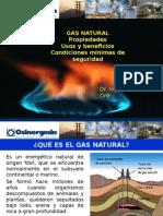 Gas Natural Propiedades Comparacion Usos Seguridad