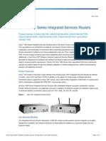 Plantilla Router Cisco