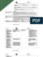 Lenguaje_3º Medio_planificación Unidad 1_género Lírico
