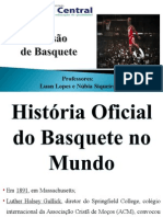 Revisão Da Matéria de Basquetebol