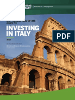 Investing in Italy