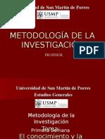 Metodologia 2013-II UNIDAD I