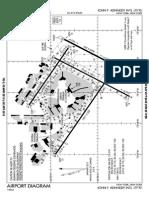 Jfk Apd Airport Diagram