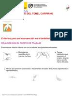 Folleto_ Síndrome Del Tunel Carpiano