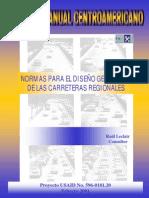5_Manual Centroamericano de Normas