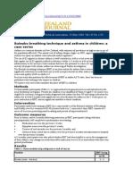 Journal of the New Zealand Medical Association