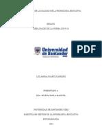 ENSAYO DEBILIDADES DE LA NORMA ISO 9126