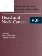 Brockstein - Head and Neck Cancer
