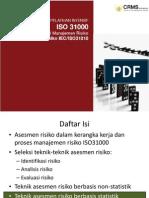 Presentation Iso31010 v02 Quantitative