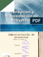 planeación y programación