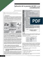Aplicación de la prorrata del IGV y su contabilización
