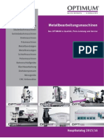 Optimum Katalog 2015 D