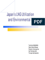 Japan LNG Utilization & Environment