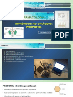 Seminario Farmacología Propofol