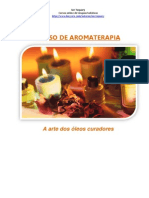 Apostila Do Curso de Aromaterapia