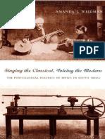 Singing the Classical, Voicing the Modern_ - Amanda J. Weidman (1)