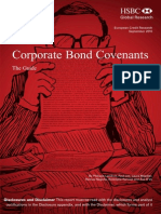HSBC - Corporate Bond Covenants - The Guide.PDF