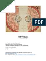 Tetrabiblos - Por Ptolomeu