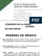 Congreso de la Unón.