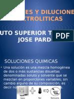 SOLUCIONES ELECTROLITICAS 1