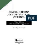 2011 Jury InstructionsArias
