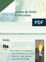 Sulfato e Hidroxido de Sodio