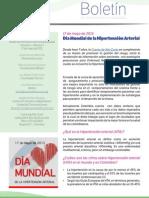 Boletín de información técnica actualizada Volumen 1 - No. 1