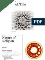 Yr 11 Sor Preliminary iBook 2015