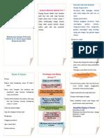 Leaflet Kejang Demam (Pertolongan Pertama)