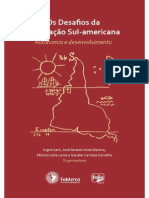 Desafios Da Integração Sul-Americana