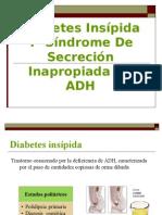 diabetes insipida y siadh.ppt