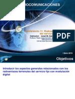 Lecture 11 Radioenlaces Terrenales Servicio Fijo - P2
