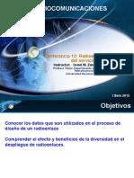 Lecture 12 Radioenlaces Terrenales Servicio Fijo - P3