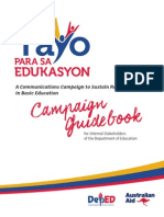 TAYO Campaign Guidebook