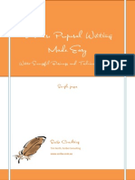 Proposal Writing Sample