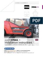ProfilSTRAIL Installation Instructions