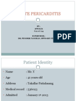 Afdalia Cardio_pericarditis Akut
