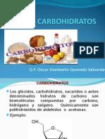 Bioquimica Carbohidratos y Lipidos