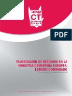 Valorización de Residuos en Cementeras Europeas
