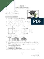 Chemistry F5 (Chp.5)