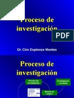 1.Proceso de Investigación
