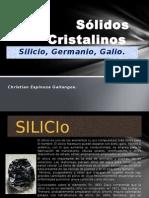 Myslide.es Solidos Cristalinos Silicio Germanio Galio