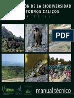 Restauración Biodiversidad en Entornos Calizos