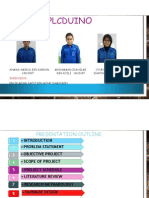 Contoh Slide Proposal Projek PLCDuino