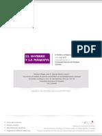 Una Revisión de Modelos de Atención Visual Bottom-up Neurobiológicamente Inspirados