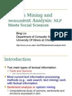 Liu Opinion Mining STSC